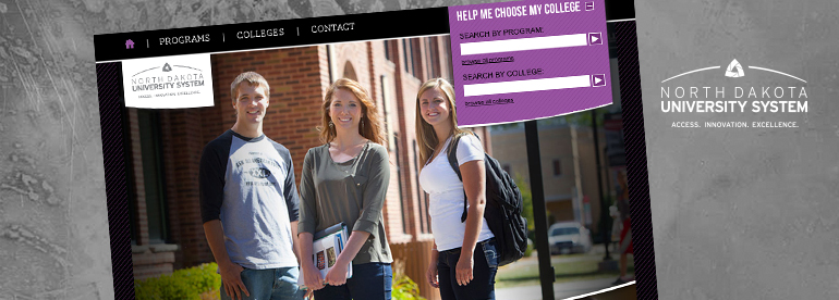 North Dakota University System launches new website