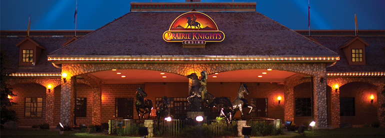 Prairie Knights Casino and Resort hold KK BOLD as agency of record for twentieth year