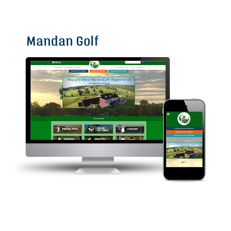 Mandan Golf