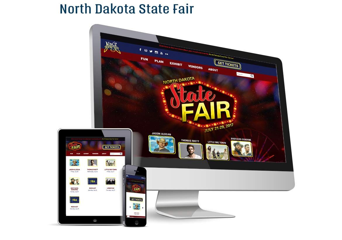 North Dakota State Fair